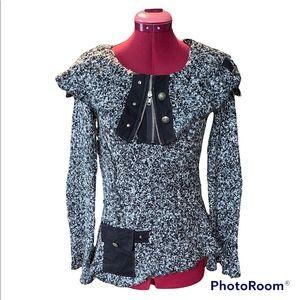 Vintage Terra Nostra sweater top. Size M